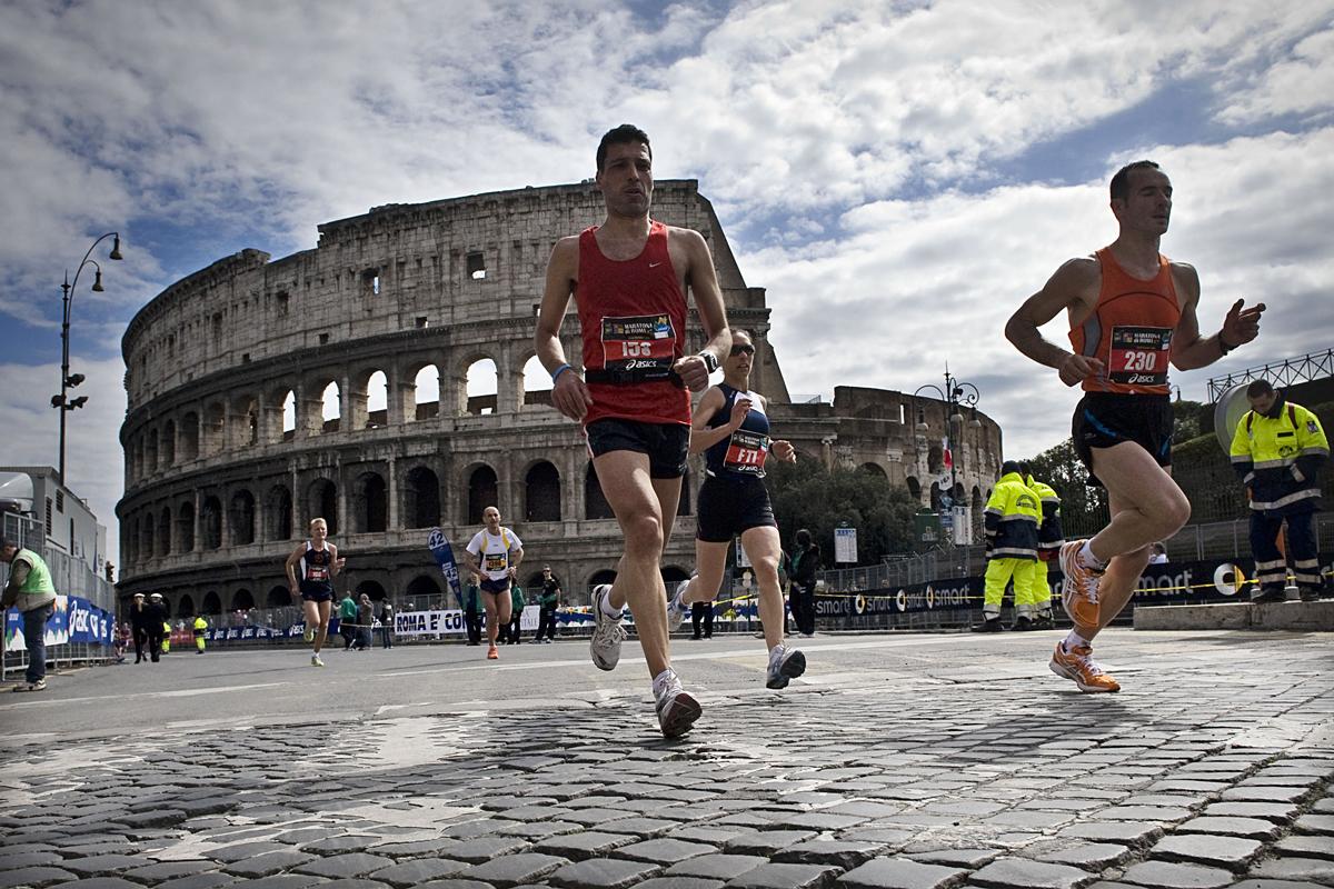 Maratona Internazionale di Roma